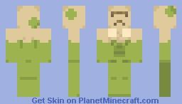 Shroomish Minecraft Skin