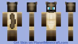 Siamese (Himalayan) Kitty! Skin Series! Minecraft Skin