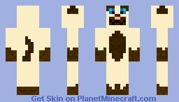 Siamese Cat Minecraft Skin