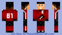 Sidney Crosby-Team Canada Minecraft