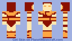 Simon Belmont CV1 Minecraft Skin