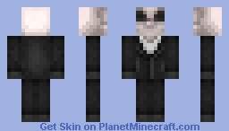 SINISTER DEMON Minecraft Skin