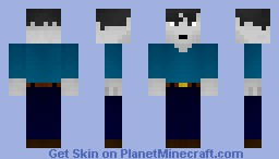 Sips (My Version) Minecraft Skin