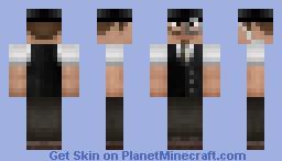Sir Fancypants Minecraft Skin