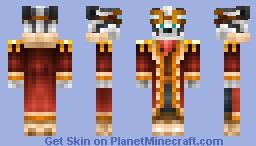 Sir Fluffy Panda Minecraft Skin
