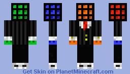 Sir Rubix Minecraft Skin