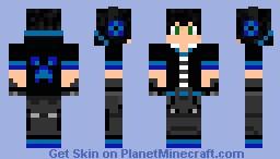 PepzeN23 Minecraft Skin