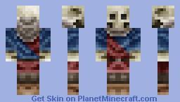 Skeletal Warrior ☠ Minecraft