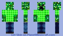 Minocvi v1.6.1 Minecraft Skin