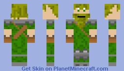 Dwelf (my skin) Minecraft Skin