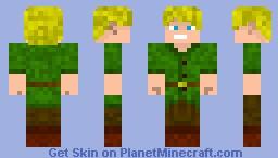 Dragon Rider Minecraft Skin