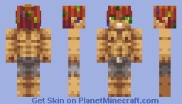 Shaman [REDONE] Minecraft Skin