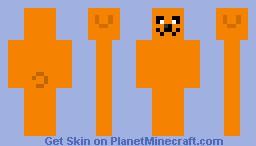 Jake Minecraft Skin