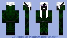 drizzt do'urden Minecraft Skin