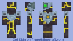 Android T2-42 [Contest] Minecraft Skin