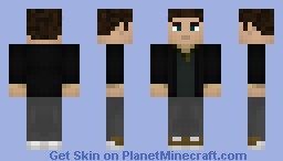 Skin Request #01 Minecraft Skin
