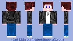 Just another skin test... Minecraft Skin