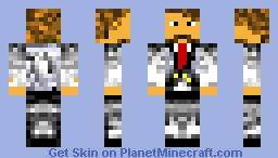 Rich Lord (trying out styels) Minecraft Skin