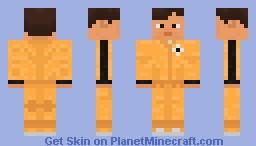 James Bond (Moonraker) Minecraft Skin