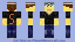 'skittlie64''s Custom Skin Minecraft Skin