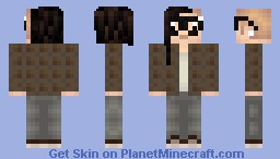 [Rako] Skrillex Minecraft Skin