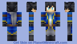 The Skin Of Me! Minecraft Skin