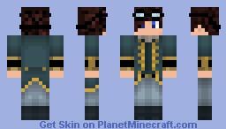Skylord Engineer (Original) Minecraft Skin
