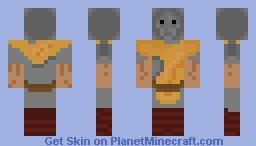 Skyrim guard Minecraft Skin
