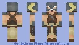 Dovahkiin - Skyrim Minecraft