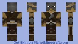 Dragonborn [Skyrim] (*Not a Contest Skin*) Minecraft Skin