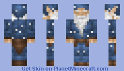 Sleeping Sandman Elf Minecraft Skin
