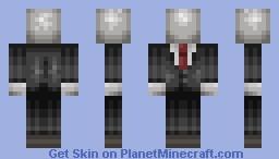 The Slender Man Skin