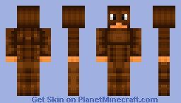 SlothMan (So UnOriginal Polar!) [Pop reel] Minecraft Skin