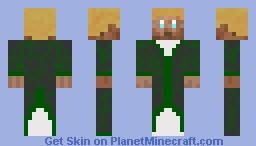 Slytherin Minecraft Skin