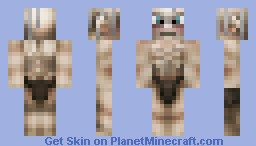 Smeagol/Gollum (Skin Contest Entry) Minecraft