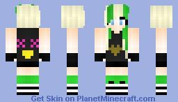Smile Minecraft Skin