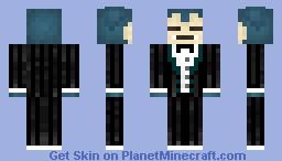 ►TUXEDO◄►Snorlax◄ ╠CRASH╣ Minecraft Skin