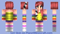 Snuggles Minecraft Skin
