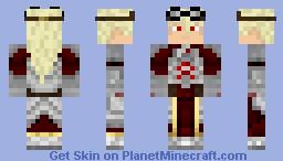 Seraphim; Angel of death and rebirth Minecraft Skin
