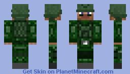 Pvt . karolisl Minecraft Skin