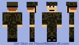Soldier Minecraft