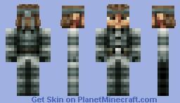 Solid Snake Minecraft