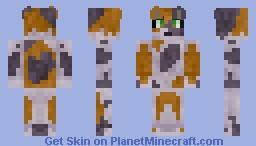 Sorreltail Skin Minecraft Skin