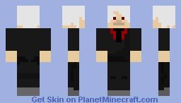 Soul Eater Evans Minecraft Skin