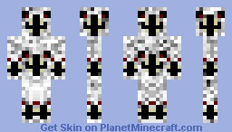 The Soul Sucker Minecraft Skin