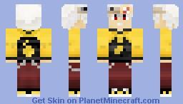 Soul eater- Soul Minecraft Skin
