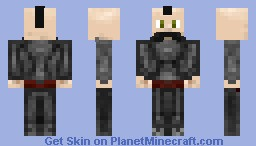 Human Knight - Heroes of Galderon Minecraft Skin