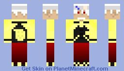 Soul Eater (soul eater series) Minecraft Skin