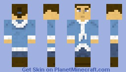 Southern Water Tribe Male Minecraft