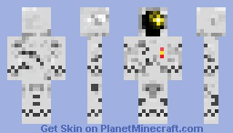 Astronaut Minecraft